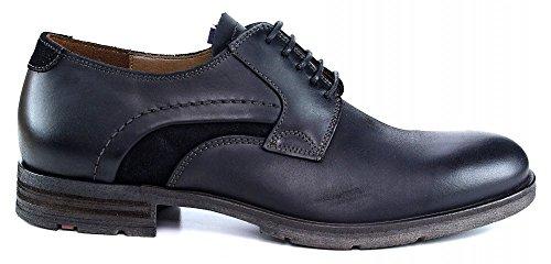 LLOYD DEACON 2556810 hommes Chaussures à lacets, noir 42 EU