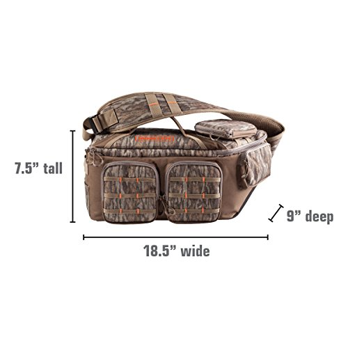 Moultrie Camera Field Bag | Holds Up To 6 Cameras | 24 SD Card Case | 3 External Pockets by Moultrie (Image #3)