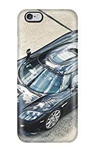 2015 7531690K85939027 Scratch-free Phone Case For Iphone 6 Plus- Retail Packaging - Koenigsegg