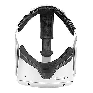 almohadilla ajustable correa oculus quest 2
