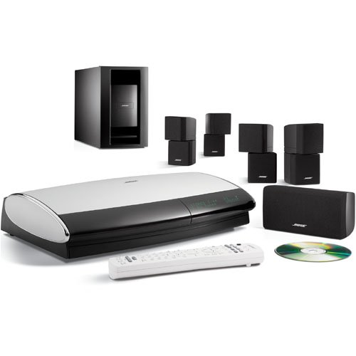 Where to Shop BOSE (R) 5.1 Lifestyle 38 Series III DVD Home Entertainment System ( Black )
