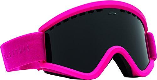 Electric California EGV Adult Goggles , Solid Berry Frame, Jet Black Lens