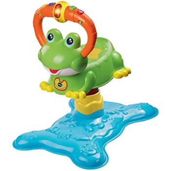 VTech Count and Colors Bouncing Frog (Frustration Free Packaging)