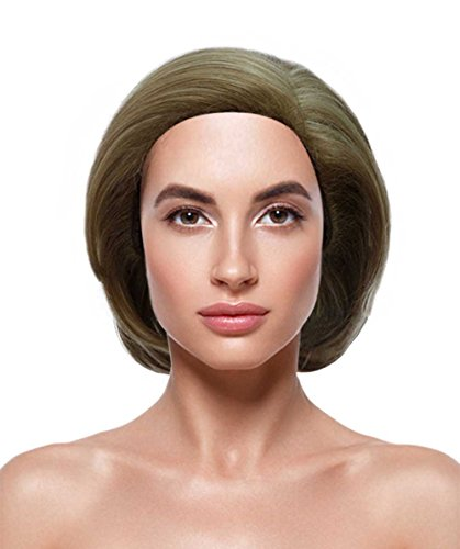 Halloween Party Online US Politician Collection Hillary Clinton Wig, Blonde Adult HW-181