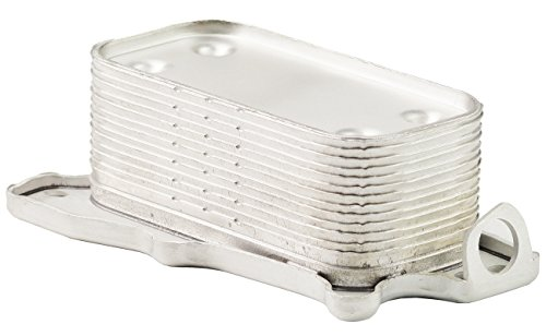 TOPAZ 2721880001 Engine Oil Cooler for Mercedes M272 V6 W211 W204 W221 (Cooler Mercedes Oil)