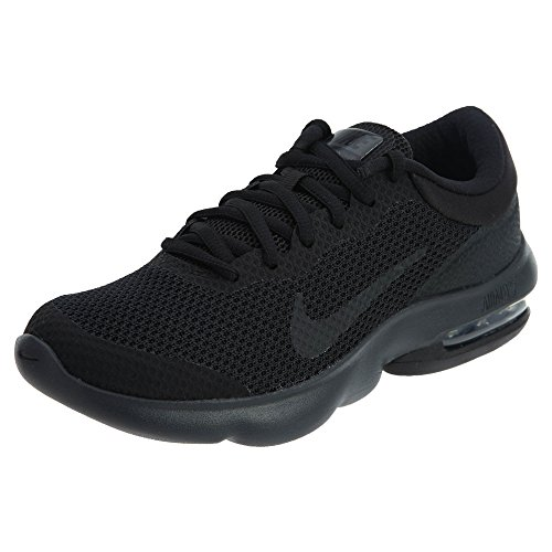 Nike Women's WMNS Air Max Advantage Trail Running Shoes, Black Black (Black/Anthracite 002)