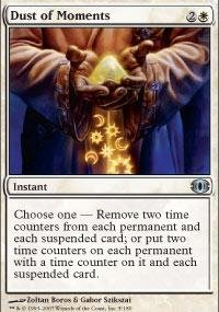 Magic: the Gathering - Dust of Moments - Future Sight