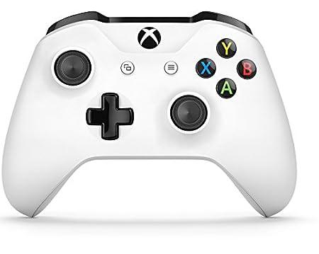 Microsoft Xbox One Wireless Controller,White