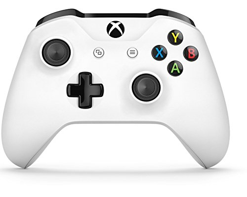 Microsoft Xbox One Wireless Controller (Bulk Packaging) (White)
