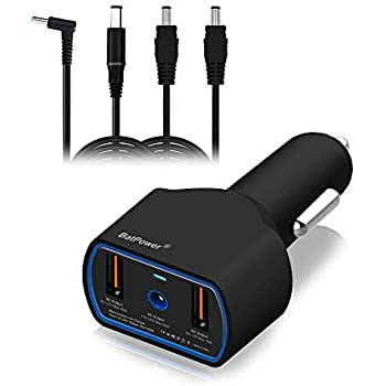 Amazon.com: Pwr UL Listed CAR Charger for HP Laptop 463958 ...