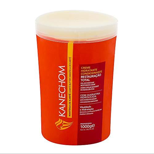 Kanechom Hair Treatment Shea Butter 35.2oz   Creme de Tratamento com Manteiga de Karite ()