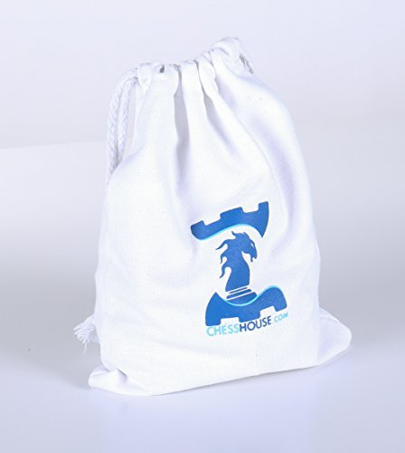 Chess House Drawstring Chess Bag