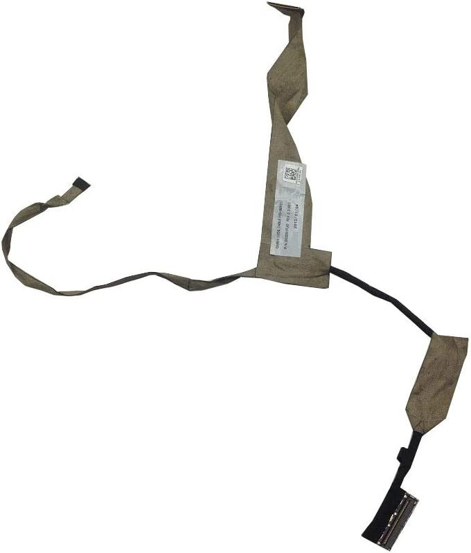 Laptop LCD LVDS Cable for DELL Precision M4700 P21F QAR00 HD DC02001FL00 0V4PMW V4PMW New