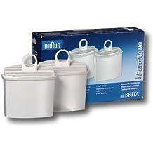 Braun KWF2 Water Filter (2 Pack)