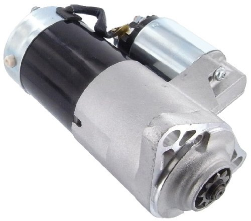Discount Starter and Alternator New Replacement Starter for Case, Ford, New Holland Tractors, Fits Many Models ()