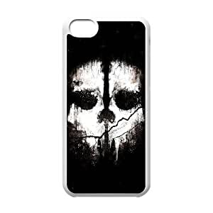 iPhone 5C phone cases White Call of Duty Black Ops Phone cover NAS3844202