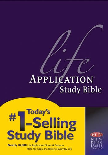 Life Application Study Bible-NKJV (N.K.J.Version)