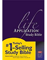 NKJV Life Application Study Bible, Second Edition (Red Letter, Hardcover)