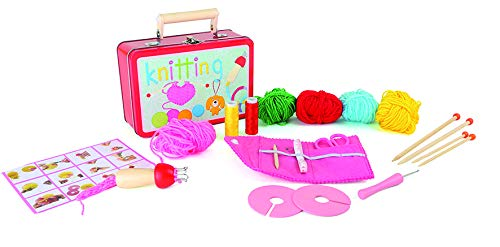Legler - Suitcase Knitting Kit