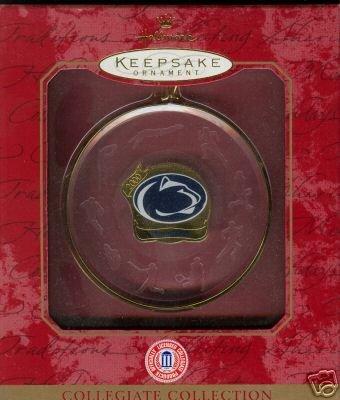 (Hallmark Keepsake Penn State Nittany Lions Acrylic & Metal Ornament)