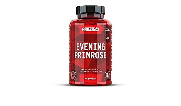 Prozis Evening Primrose - 60 Unidades: Amazon.es: Salud y cuidado personal