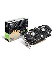 MSI NVidia GeForce GTX 1050 TI OCV1 4GB Gaming Graphics Card