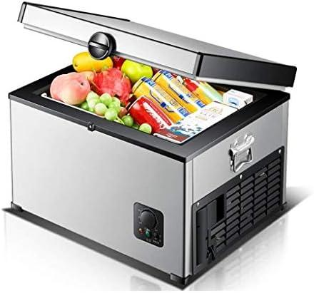 LFSPミニ冷蔵庫 35Lポータブルカー冷蔵庫コンプレッサー冷蔵庫の冷凍車や家12V / 24V / 220Vご利用いただけます