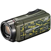 JVC video camera Everio R built-in memory 32GB GZ-R400-G (camouflage)