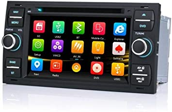 Ifrego 7 Hd Autoradio Dvd Player Gps Navigation Rds Sd Elektronik