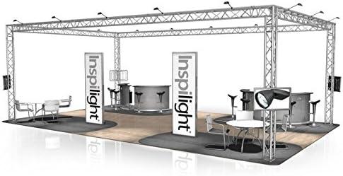 Stand FD 33-10 x 6 x 3,5 m (LxHxH) - 60 m²: Amazon.es ...