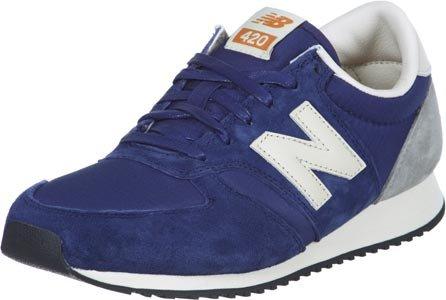 New Balance U420ugb - Zapatos de primeros pasos Hombre Blu