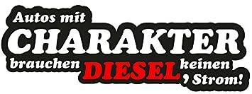 Aufkleber Autos Mit Charakter Motiv Diesel Jdm Feinstaub Oem