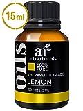 ArtNaturals 100% Lemon (Citrus Limon) Essential Oil - (.5 Fl Oz /...