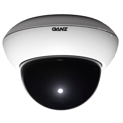 GANZ 5000 Series Dummy Dome w/Tinted Bubble / ZC-D5000MM /