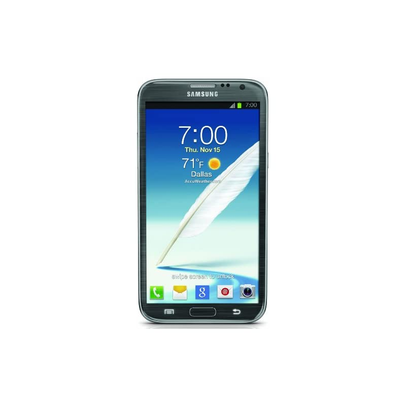 Samsung Galaxy Note II, Titanium Gray 16