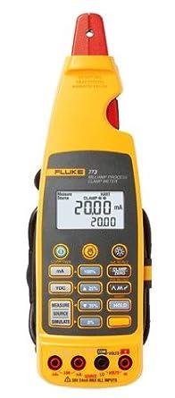 Fluke 773 Advanced Milliamp Process Clamp-Meter