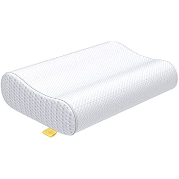 Amazon Com Weekender Ventilated Gel Memory Foam Pillow