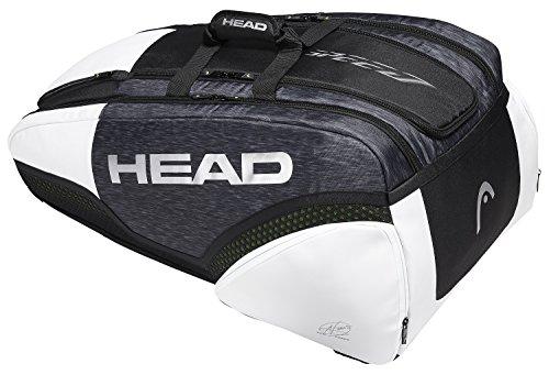 - HEAD Djokovic 12R Monstercombi Tennis Bag