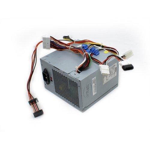 (Genuine Dell 305w Power Supply PSU for Dimension 3100, E310, 5000, 5100, E510, 5150, E520, E521, and OptiPlex Towers GX320, GX520, GX620. Dell part numbers: W8185, M8802, M8805, M8806, X8129,)