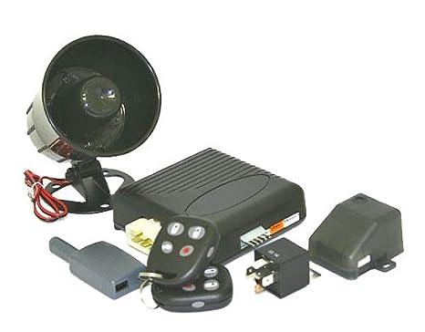 Amazon.com: Remote Start Car Alarm Mazda 626 Electronics ...