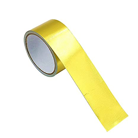 FT Tape Roll 4 Rolls IN x 16 HM/&FC Adhesive Backed Heat Barrier 2