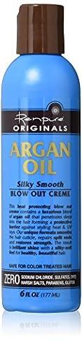 Renpure Originals Argan Oil Sily Smooth Blow Out Creme -- 6 fl oz