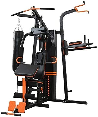 BZLLW Wall-Mounted Perfect Fitness Multi-Gym Doorway Pull Up Portable Gym System