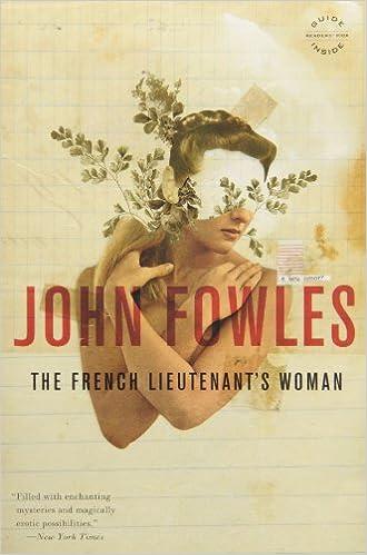 The French Lieutenant's Woman: Fowles, John: 9780316291163: Amazon.com: Books