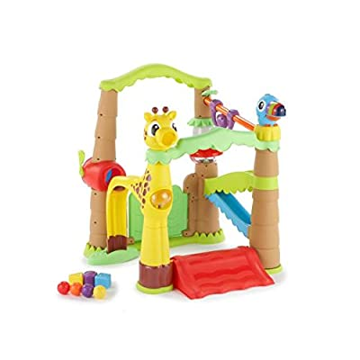 Little Tikes Light 'n Go - Activity Garden Treehouse: Toys & Games