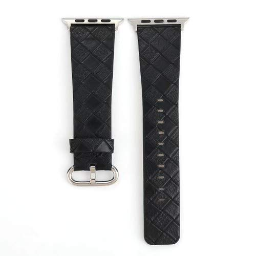 Jewh Leather Wrist Strap for Apple - LG Watch Band- Watch Band Series 1/