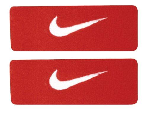 Nike Swoosh Bicep Bands (Varsity Red/White, Osfm)