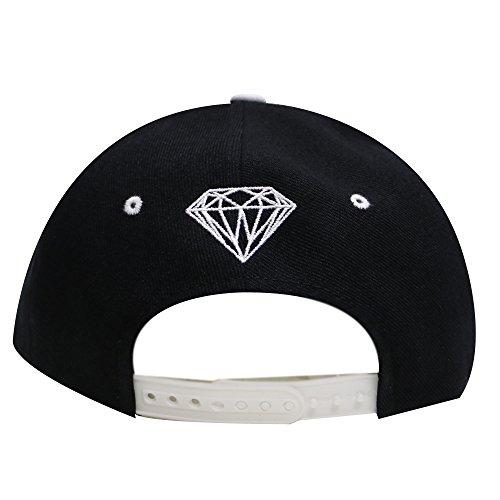 Black Diamond Snapback City Hunter
