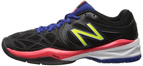888098094435 - New Balance Women's WC996 Tennis Shoe,Black,6.5 D US carousel main 4