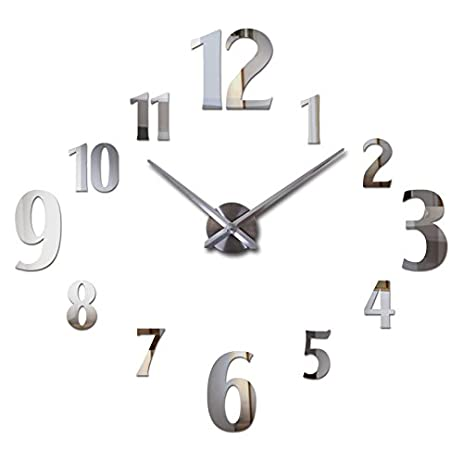 EverTrust(TM) hot sale wall clock diy reloj de pared modern design horloge murale